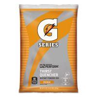 Gatorade Original Powdered Drink Mix, Orange, 51oz Packets, 14/Carton GTD03968