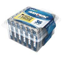Rayovac Alkaline Battery, AAA, 36/Pack RAY82436PPK
