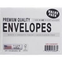 Leader Premium A2 Envelopes NOTM355150