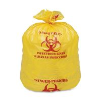 Bio-Hazard Disposal Bags & Racks