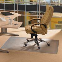 Cleartex Antibacterial Carpet Chair Mat FLRAB119026EV