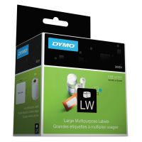 DYMO LW Multipurpose Labels, 2 3/4 x 2 1/8, White, 320 Labels/Roll DYM30324