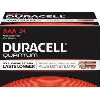Duracell Quantum Advanced Alkaline AAA Battery - QU2400 DUR66241