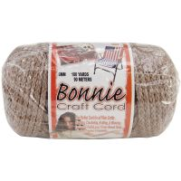 Bonnie Macrame Craft Cord 6mm X 100yd NOTM151533