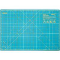 """OLFA Splash Gridded Cutting Mat 12""""X18"""" NOTM089167"""