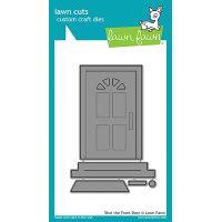 Lawn Cuts Shut The Front Door Custom Craft Dies NOTM086675