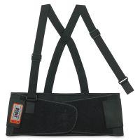 ergodyne ProFlex 1650 Economy Elastic Back Support, Large, Black EGO11094