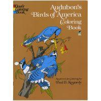 Dover Publications: Audubon's Birds Of America Coloring Book  NOTM163166