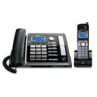 RCA ViSYS 25255RE2 Two-Line Corded/Cordless Phone System with Answering System RCA25255RE2