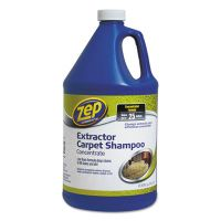 Zep Commercial Carpet Extractor Shampoo, 1 gal Bottle ZPE1041690