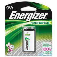 Energizer NiMH Rechargeable Battery, 9V EVENH22NBP