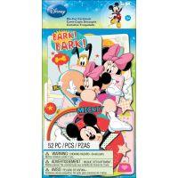 Disney Cardstock Die-Cuts 52/Pkg NOTM207427
