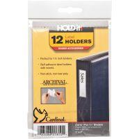 Cardinal HOLDit! Self-Adhesive Label Holders CRD21810