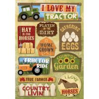 Cardstock Stickers NOTM282731