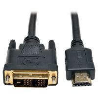 Tripp Lite HDMI to DVI Cable, Digital Monitor Adapter Cable SYNX1043318