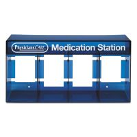 PhysiciansCare Medication Grid Station without Medications ACM90794