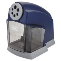 X-ACTO School Pro Classroom Electric Pencil Sharpener, Blue/Gray EPI1670LMR