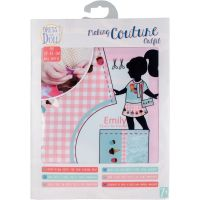 Dress Your Doll Making Couture Outfit Set NOTM320097
