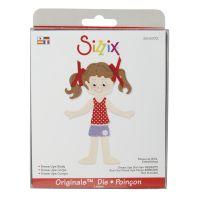 """Sizzix Originals Die 4.75""""X5.5"""" NOTM327475"""