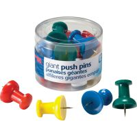 OIC Giant Push Pins OIC92902