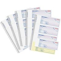 Adams Spiral 2-part Money/Rent Receipt Book ABFSC1182PK