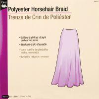 """Horsehair Braid 1/2""""X50yd NOTM101262"""