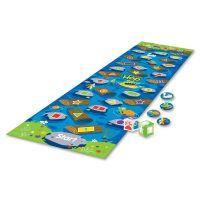 Learning Resources Crocodile Hop Floor Game LRNLER9544
