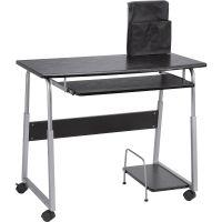 Lorell Mobile Computer Desk LLR84847