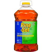 Pine-Sol Multi-Surface Cleaner Disinfectant, Pine, 144oz Bottle, 3 Bottles/Carton CLO35418CT