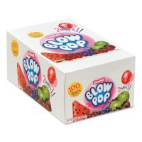 Charms Blow Pops, 0.8 oz, Assorted Fruity Flavors, 100/Box TOO1034885