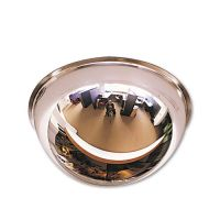 """See All Full Dome Convex Security Mirror, 26"""" dia. SEEPV26360"""