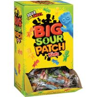 Sour Patch Kids Individually Wrapped Soft & Chewy Candy CDB4314700