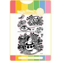 Waffle Flower Stamp & Die Set NOTM323130
