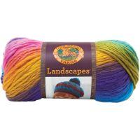 Lion Brand Landscapes Yarn - Boardwalk NOTM090544
