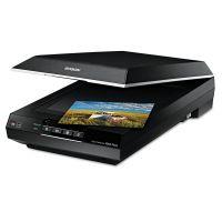 Epson Perfection V600 Photo Color Scanner, 6400 x 9600 dpi, Black EPSB11B198011