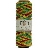 Hemp Variegated Cord Spool 10lb 205' NOTM499887