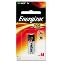 Energizer Watch/Electronic Battery, Alkaline, A23, 12V, MercFree EVEA23BPZ