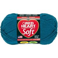 Red Heart Soft Yarn - Teal NOTM317185