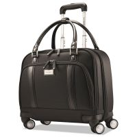 Samsonite Women's Rolling Mobile Office, 16 1/2 x 8 x 13 1/2, Black SML574751041