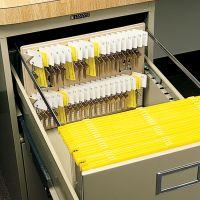 File Drawer Key Rack, 40-Key Capacity MMF201304003