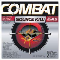 Combat Source Kill Large Roach Killing System, Child-Resistant Disc, 8/Box DIA41913