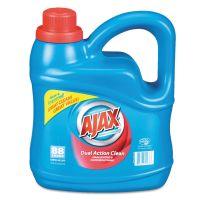 Ajax Dual Action Clean Liquid Laundry Detergent, Fresh Scent, 134 oz Bottle, PBC49276EA