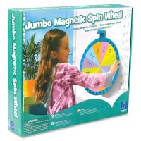 Educational Insights Jumbo Magnetic Spin Wheel EII1769