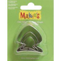 Makin's Clay Cutters 3/Pkg NOTM156477