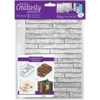 Creativity Essentials A5 Clear Stamps NOTM334245