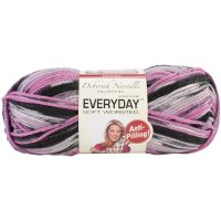 Deborah Norville Collection Everyday Soft Worsted Yarn - Parfait NOTM466030