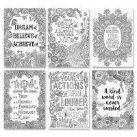Creative Teaching Press Color-Me Inspire U Posters CTC3193