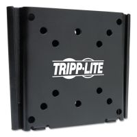 "Tripp Lite Wall Mount, Fixed, Steel/Aluminum,13"" to 27"", Black TRPDWF1327M"