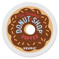 The Original Donut Shop Donut Shop Coffee K-Cups, 24/Box DIE60052101