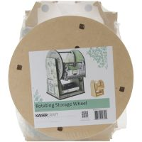 Beyond The Page MDF Rotating Storage Wheel NOTM446808
